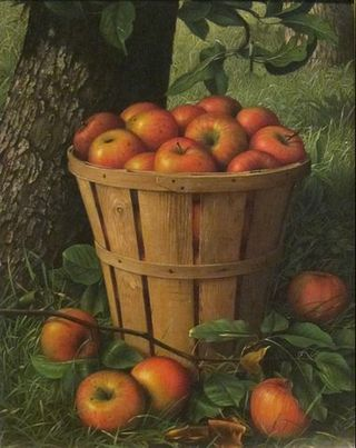 'Basket_of_Apples'_by_Levi_Wells_Prentice,_Dayton_Art_Institute