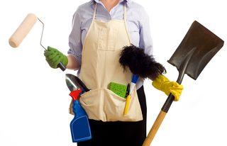 Bigstock-Spring-Time-Chores-3037609