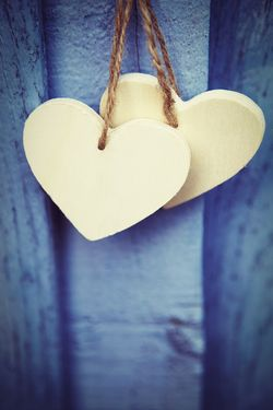 Bigstock-Two-Wooden-Hearts-Hanging-On-B-37688377