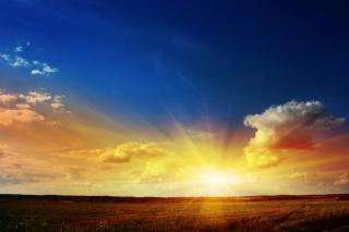 Bigstock-Sunset-over-a-field--24965810