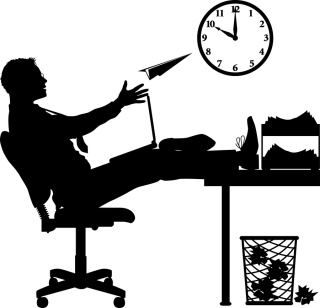 Bigstock-Office-slacker-724297