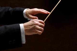Conductor-baton-black-clas-78161483
