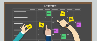 Bigstock-calendar-schedule-board-with-h-91756088