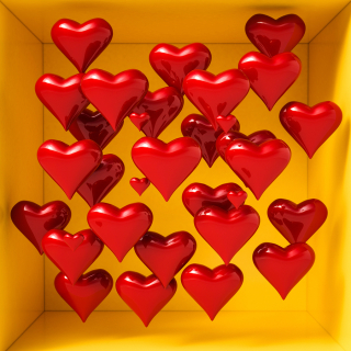 Bigstock--d-Rendering--d-Hearts-Shapes-162399821