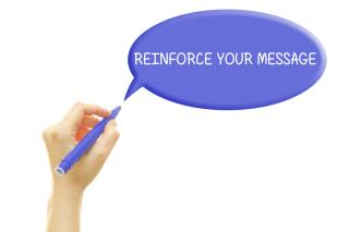 Bigstock-reinforce your message blue-147887843