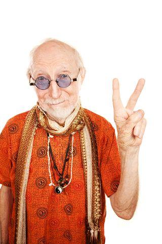 Bigstock-Senior-Man-Making-Peace-Sign-6830103