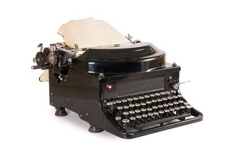 Bigstock-Old-Typewriter-Isolated-On-Whi-17222804