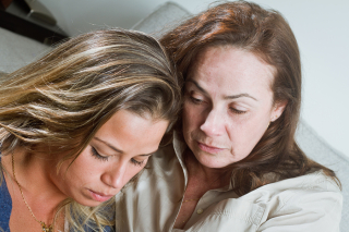 Bigstock-Bad-News-for-mom-and-daughter--15561320