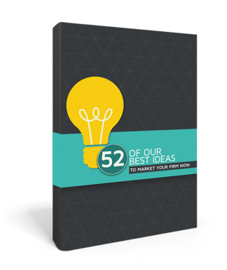 Final Cover of 52 of our best ideas