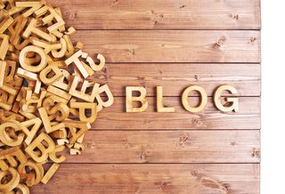 Bigstock-Word-blog-made-with-wooden-let-96795509