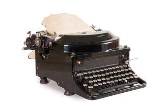 Bigstock-Old-Typewriter-Isolated-On-Whi-17222804