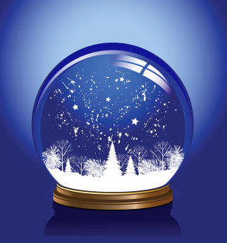 Bigstock-Snow-globe-in-blue-color-rast-22588340