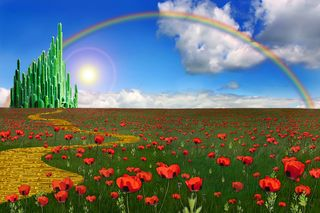Bigstock-Emerald-City-Iii-4308116