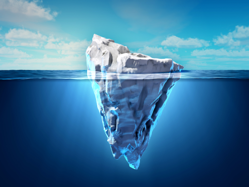 Bigstock-Iceberg-floating-in-the-ocean--203278513